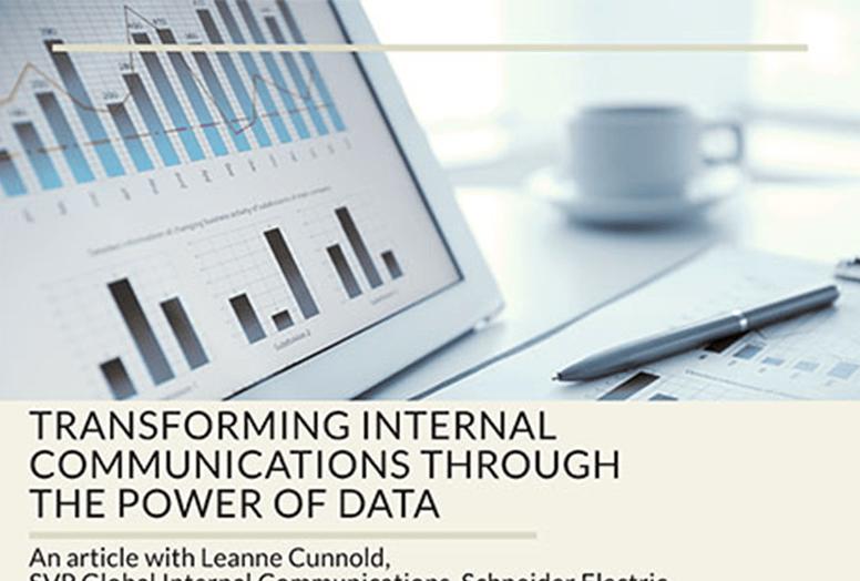 Transforming Internal Communications through the power of data